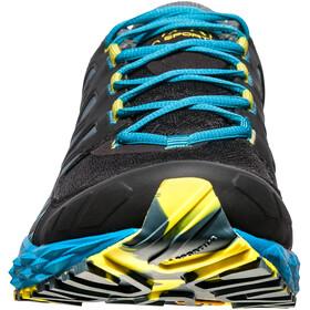 La Sportiva Lycan Juoksukengät Miehet, black/tropic blue